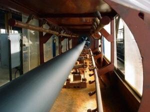 Тангенциальные форсунки для охлаждения труб