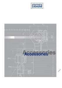 Раздел каталога по принадлежностям и аксессуарам к форсункам