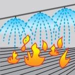 Форсунки для системы пожаротушения на кораблях