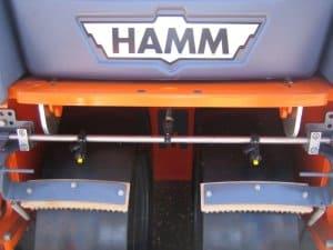 Форсунки на катках фирмы HAMM