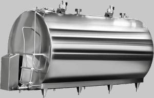 Резервуар-охладитель