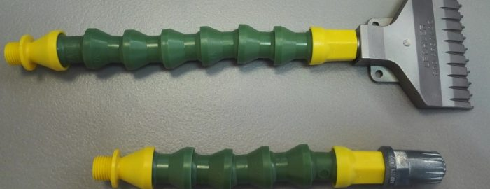 Воздушные форсунки на гибкой трубке