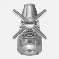 Ротационная моющая машинка для мойки жд цистерн 5TM