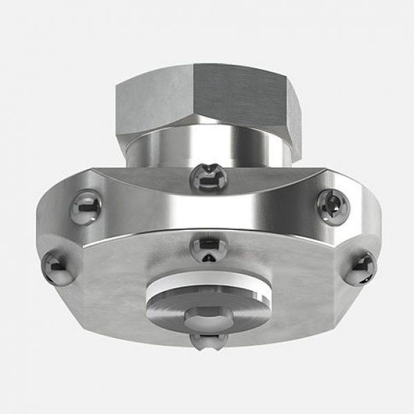 Моющая головка с вваренными соплами 577 серии Gyro