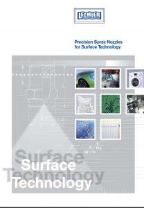 Брошюра по теме обработки и подготовки поверхностей с помощью форсунок