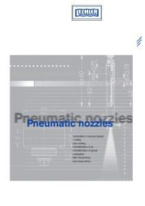Раздел каталога по пневматическим форсункам
