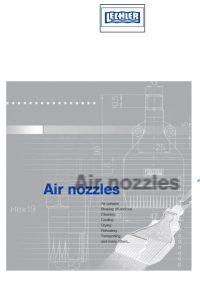 Раздел каталога по воздушным форсункам