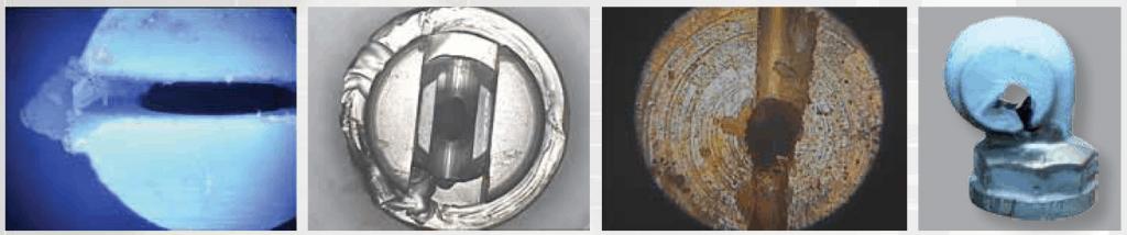 Износ и коррозия форсунок