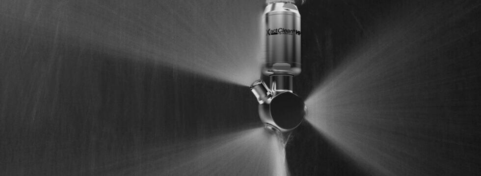 Моющая головка серии XactClean HP