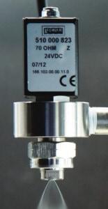 Электромагнитный клапан серии 166H