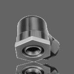 Тангенциальная форсунка 302 серии для охлаждения пластиковых труб