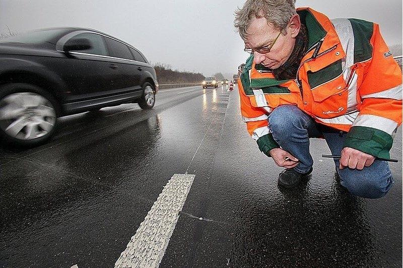 Форсунки для системы предотвращения образования наледи на дорогах